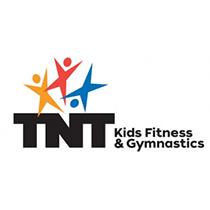 TNT Kids Fitness logo