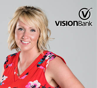 photo of the Vision Bank's Business partner